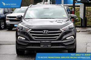 2016 Hyundai Tucson Luxury Heated Seats and Backup Camera