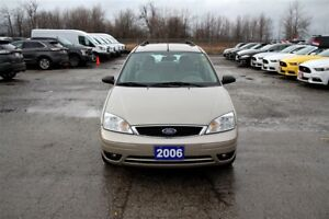 2006 Ford Focus ZXW SES CERTIFIED & E-TESTED!