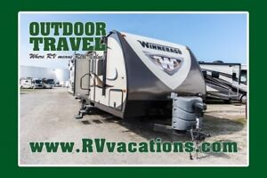 2013 WINNEBAGO ULTRALITE 27RBDS