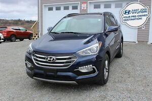 2018 Hyundai Santa Fe Sport SE! LEATHER! SUNROOF! AWD!