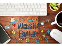 Website Builder from £15 pear year, with unlimited pages