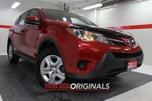 2013 Toyota RAV4 LE AWD Btooth Cruise Alloys Pwr Wnds Mirrs Lock