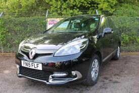 Renault Scenic 1.5 Dynamique Tom Tom DCi Turbo Diesel Auto (pearl black) 2015