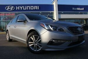 2016 Hyundai Sonata GLS/Alloys/Heated Steering wheel+ Seats/Sunr
