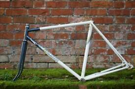 Raleigh equipe frame
