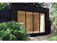 garden office / studio