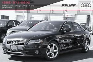 2010 Audi A4 2.0T Prem Tip qtro Sdn