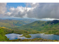 Holiday in wales. 4 nights from 12 Sep to 16 Sep.Close to Snowdonia national park.Beautiful scenery.