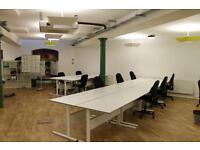 EC2A Co-Working Space 1 -25 Desks - Shoreditch Shared Office Workspace