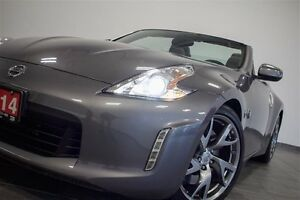 2014 Nissan 370Z ROADSTER Black Top at Low Mileage | Touring | * London Ontario image 6