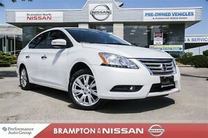 2015 Nissan Sentra 1.8 SL *Leather|Heated seats|NAVI*