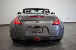 2014 Nissan 370Z ROADSTER Black Top at Low Mileage | Touring | * London Ontario image 4