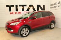 2014 Ford Escape Titanium, Auto, Leather, Sunroof, Navi, Loaded