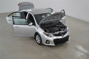 2014 Toyota Corolla S Fogs*Bluetooth*Sieges Chauffants*Camera de