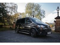 VW T5 Campervan Genuine Sportline with Low Milage and full Conversion