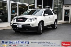 2012 GMC Acadia - HEATED FRONT SEATS, DUAL PANEL SUNROOF!