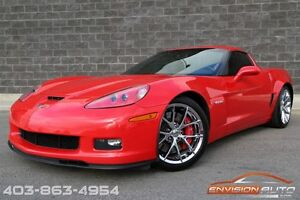 2010 Chevrolet Corvette Z06 - 505HP - 3LZ - Leather Wrap Dash