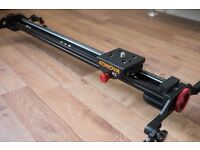 Konova K2 60cm Slider - Perfect condition with legs and case
