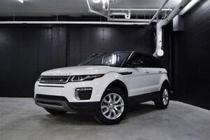 2017 Land Rover Range Rover Evoque NAVI-CAM DE RECUL CERTIFIÉ 6A