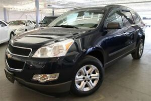 2012 Chevrolet Traverse LS 4D Utility AWD 7 PASSAGERS
