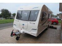 Bailey Pegasus 2 Ancona 2013 touring caravan 6 berth