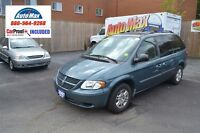 2007 Dodge Caravan Base van - 3.3 ltr V6 AUTOMATIC -