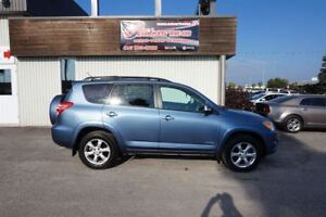 2009 Toyota RAV4 Limited 4X4 4WD CUIR/TOIT/MAGS SEULEMENT 145 80