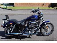 Harley Davidson Sportster 1200 XL Low