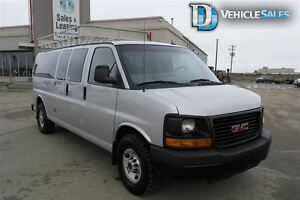 2011 GMC Savana 3500 SL, FWD, Command Start, Keyless Entry