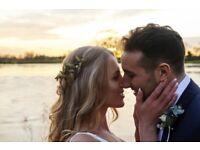 Luxury Wedding Videographer & Wedding Photographer. Documentary, Natural Style. UK and Destination