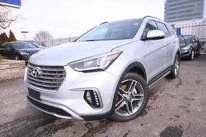 2017 Hyundai Santa Fe XL Limited AWD, 6 Seats, Pano Sunroof, Nav