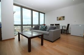 FANTASTIC 1 BEDROOM APARTMENT TO RENT, CANARY WHARF, E14, E15, E16, E3, E20 - JE