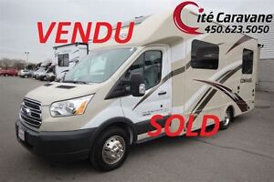 2017 Thor Motor Coach Compass 23TR 2017 1 extensions B+ ! Ford T