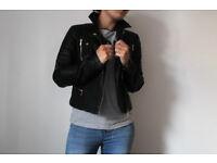 Woman Black Jacket from Debenhams - £15