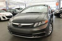 2012 Honda Civic EX 4D Sedan at