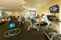 Cable ready, Fitness room, Outdoor play area