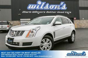 2015 Cadillac SRX SUV! LEATHER! HEATED SEATS! PUSH BUTTON START!
