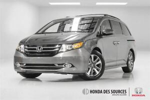 2015 Honda Odyssey Touring Navigation,Toit,Cuit,Mags