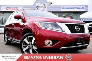 2015 Nissan Pathfinder Platinum *NAVI|DVD|360 camera*