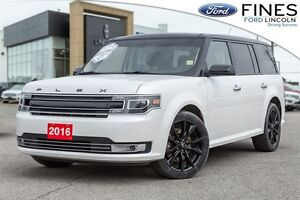 2016 Ford Flex Limited - HAND PICKED PREVIOUS DAILY RENTAL