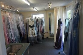 Established dress business for sale