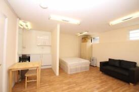 Studio flat in Hackney E5 8AP all inclusive/only two weeks deposit