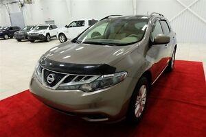 2014 Nissan Murano SL, AWD, TOIT PANO, CUIR, SIEGES CHAUFFANTS