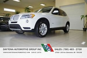2013 BMW X3 xDrive28i ALL WHEEL DRIVE
