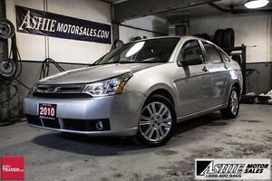 2010 Ford Focus SEL! HEATED SEATS!