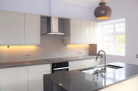 Immaculate Newly Refurbished 2 Bedroom Apartment with Private Garden & Free Parking in affluent N3