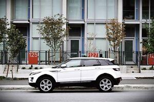 2012 Land Rover Range Rover Evoque -