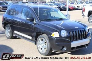 2010 Jeep Compass Limited Heated seats! 4x4!