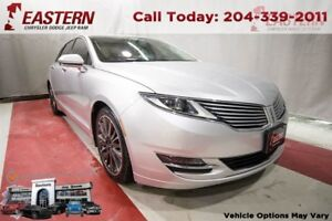 2014 Lincoln MKZ 2.0H *LOADED* MOONROOF LEATHER BACK UP CAM