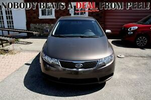 2013 Kia Forte 2.0L EX CERTIFIED & E-TESTED!**SUMMER SPECIAL!**